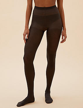 40 Denier Fine Cotton Tights
