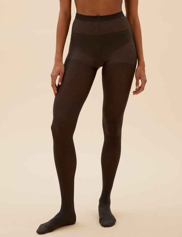 df8d36642 40 Denier Fine Cotton Tights