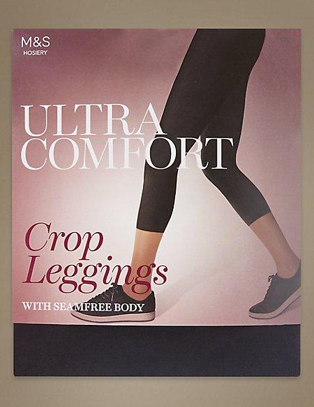 Santoni Cropped Leggings with Secret Slimming™