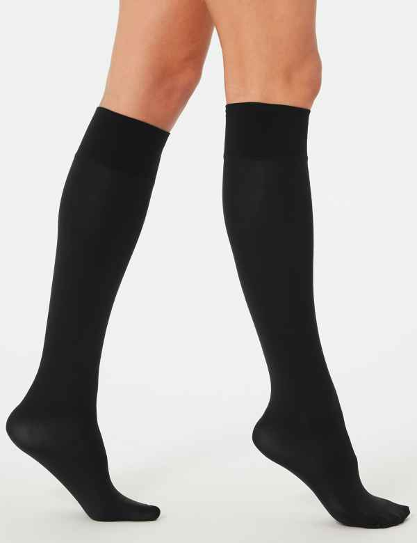 6beaeb82461b8e Ankle High Tights | Sheer & Opaque Ankle Length Tights | M&S