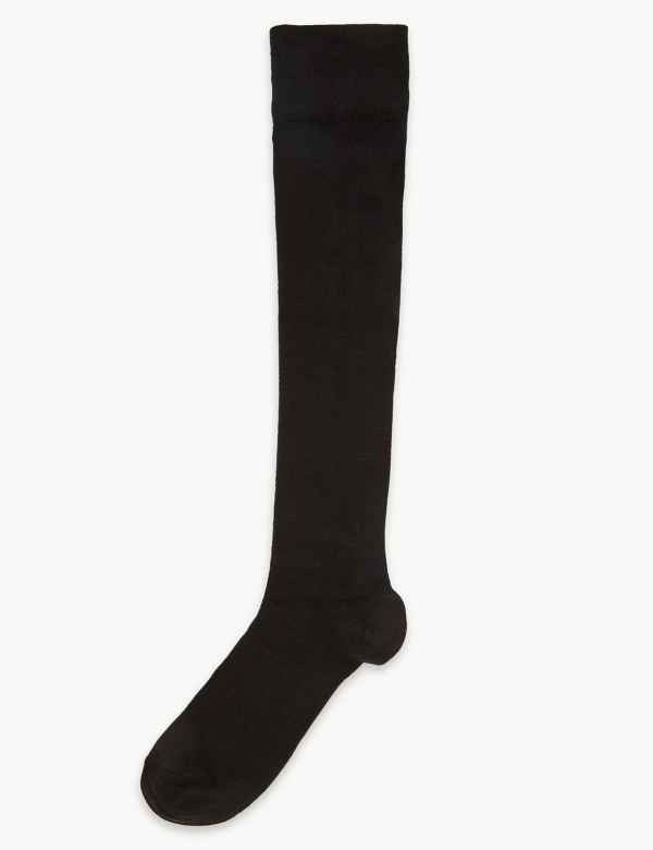 35d97cb9de0 Womens Thermal Knee High   Ankle Socks