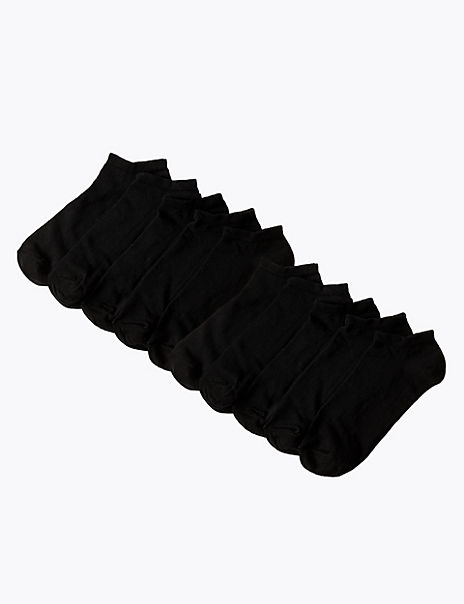 10 Pack Seamfree Trainer Liners