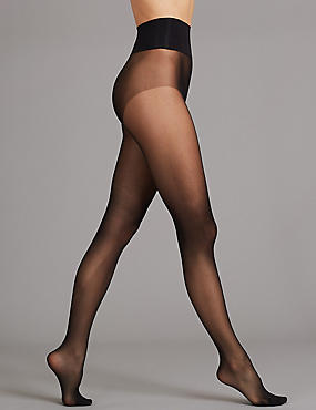 20 Denier Ladder Resist Seam Free Matt Tights
