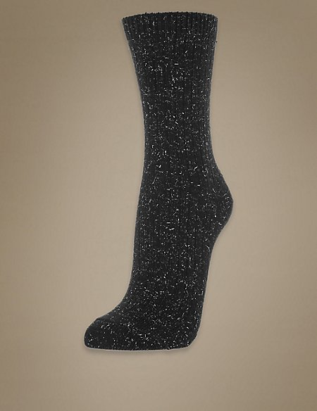 Sparkle Ankle Socks