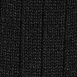 Balení 3párů termo kotníkových ponožek, ČERNÁ, swatch