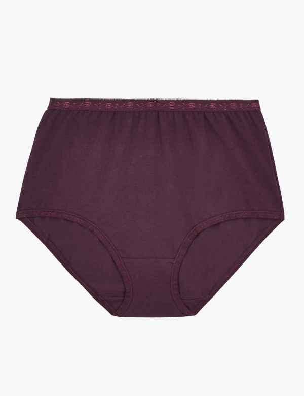 coupon code beautiful in colour on wholesale Full Brief Knickers for Ladies   M&S