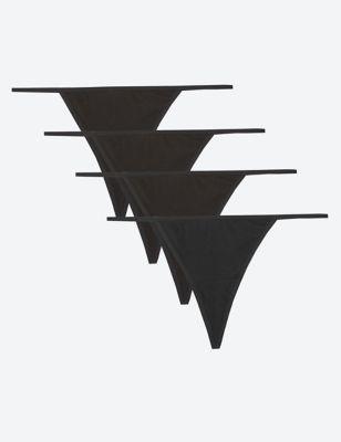 M/&5 Noir Flexifit Modal Riche String