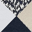5 Pack Cotton Blend Bikini Knickers, NAVY MIX, swatch