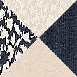 5 Pack Supima® Cotton & Modal No VPL Full Briefs, NAVY MIX, swatch