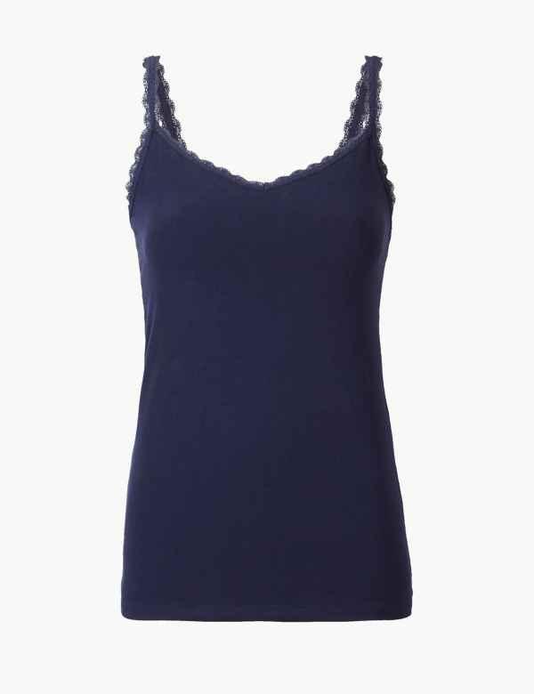 972be893bf007 Vests & Camisoles | M&S