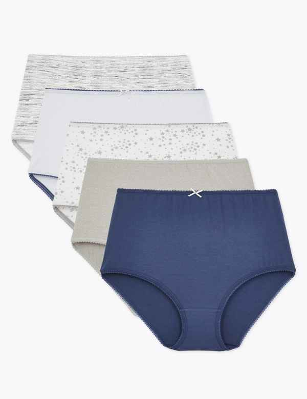 d0f36447d67 Multipack Knickers | Multipack Thongs, Underwear & Briefs | M&S