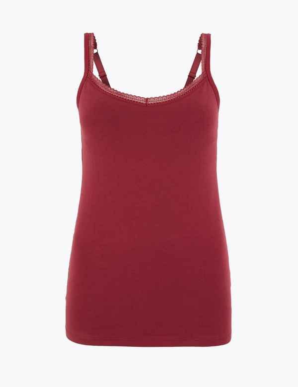 def367e115e32 Secret Support Crop Tops & Vests for Women | M&S