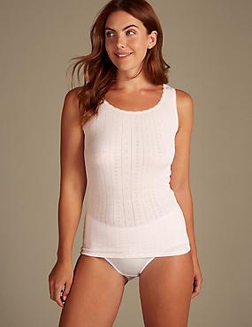 2 Pack Thermal Built-up Shoulder Vests
