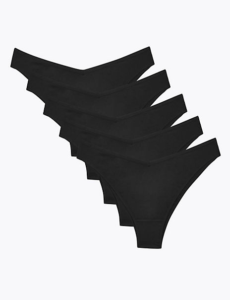 5 Pack Miami Knickers