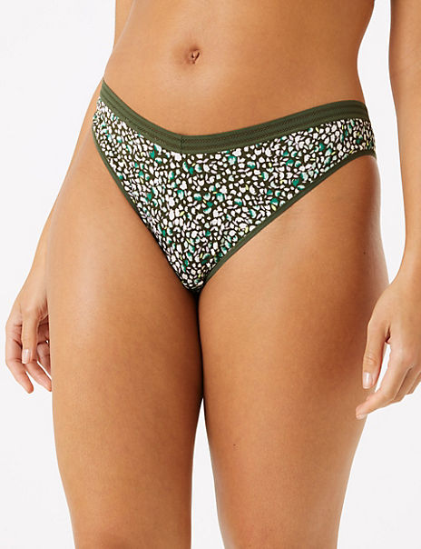 5 Pack Printed Miami Knickers