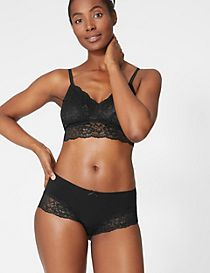 Cotton Rich Midi Knickers