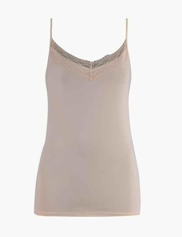 11997f473b5921 Vests & Camisoles | M&S