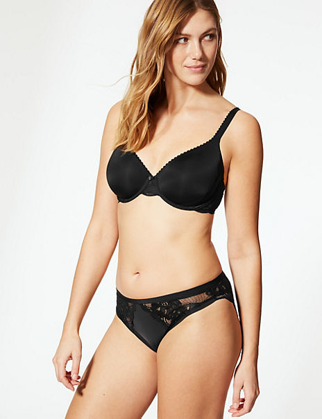 Perfect Fit High Leg Knickers