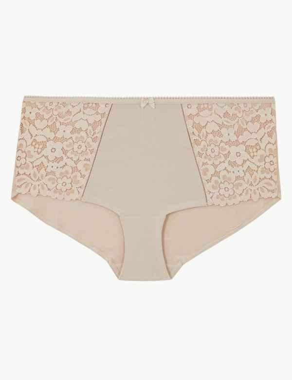 7b5267c843f Cool Comfort™ Cotton Rich High Rise Shorts