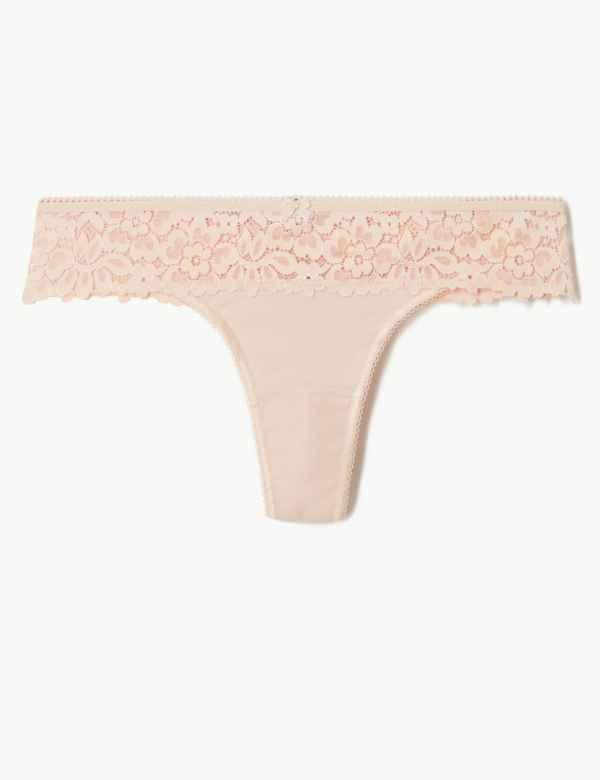 081cbbd9c27 Cool Comfort™ Cotton Thong