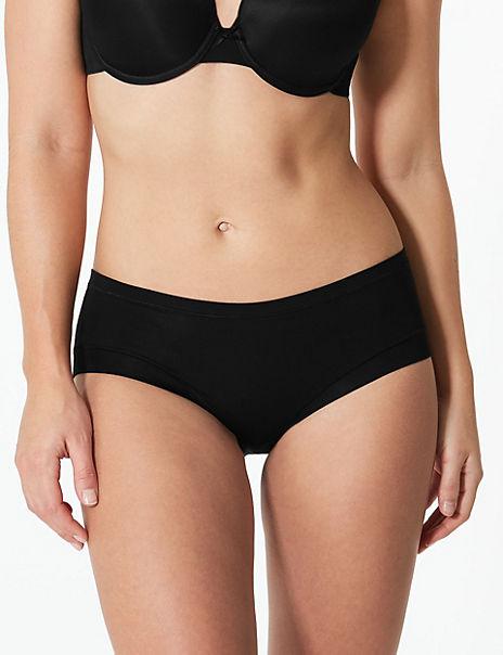 Modal Rich Flexifit™ Low Rise Shorts