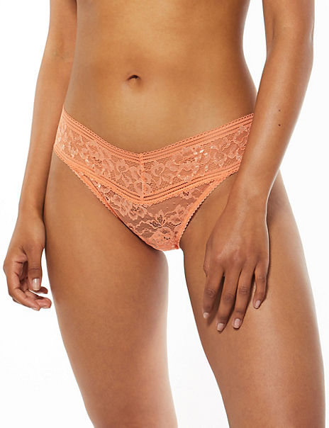 All Over Lace Miami Knickers