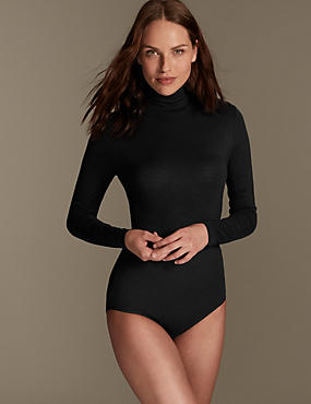 Heatgen™ Polo Neck Thermal Body