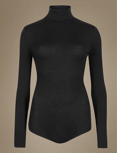 Heatgen™ Polo Neck Thermal Body