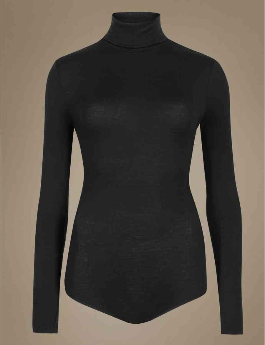 e310a31004 Heatgen™ Polo Neck Thermal Body