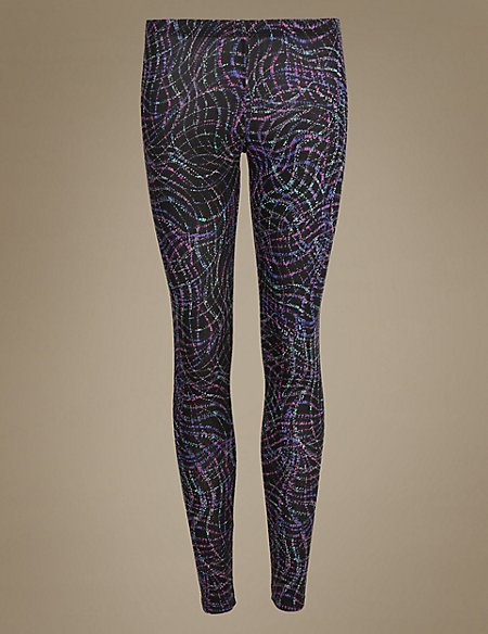 Heatgen™ Contour Print Legging