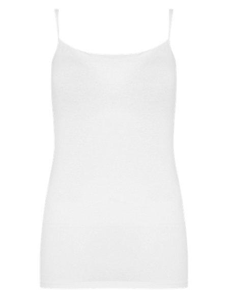 Secret Support™ Cotton Rich Vest