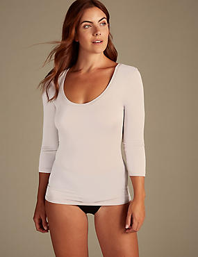 Heatgen™ Thermal ¾ Sleeve Top