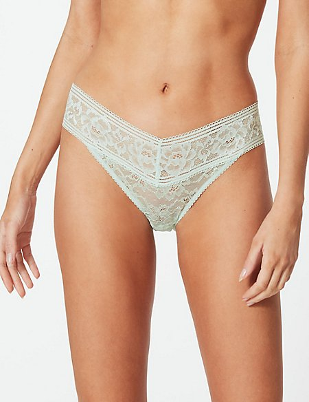 Louisa Lace Miami Knickers