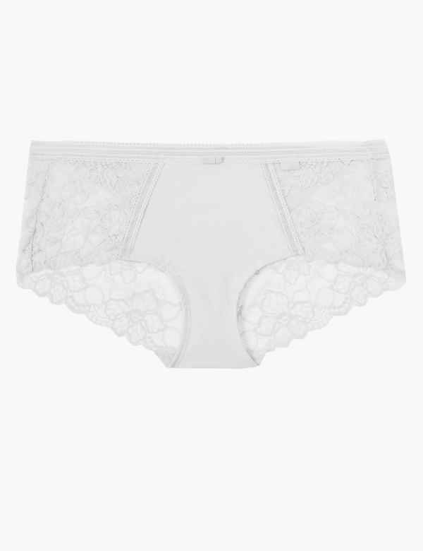 fab5f14bbc12 Body Lace Back No VPL Low Rise Shorts