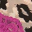 Tanga à imprimé animal, ROSE ASSORTI, swatch