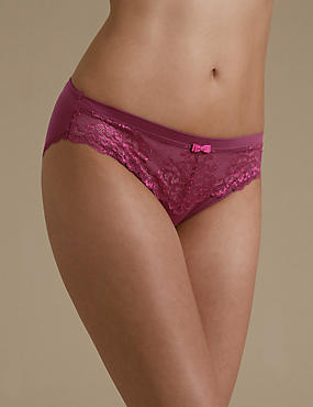 Sumptuously Soft Ultimate Comfort High Leg Knickers