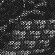 Non-Padded Minimiser Bra C-G with Silk, BLACK, swatch