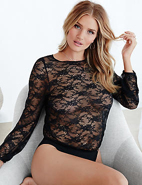 All Over Lace Non-Padded Body