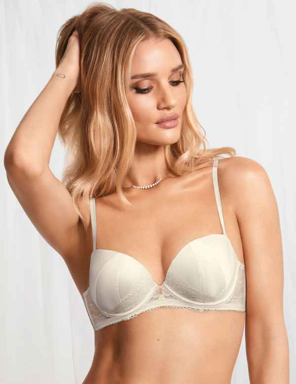 Silk   Lace Padded Multiway Push-up Bra A-E dd1bdd62a