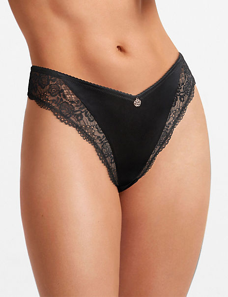 Silk & Lace Miami Knickers