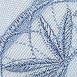 Athena Embroidered Balcony Bra DD-G, LIGHT BLUE, swatch
