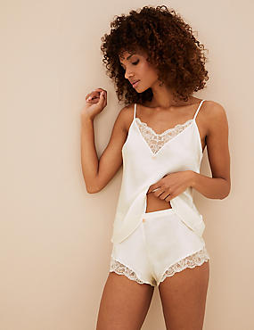 Silk & Lace French Knickers