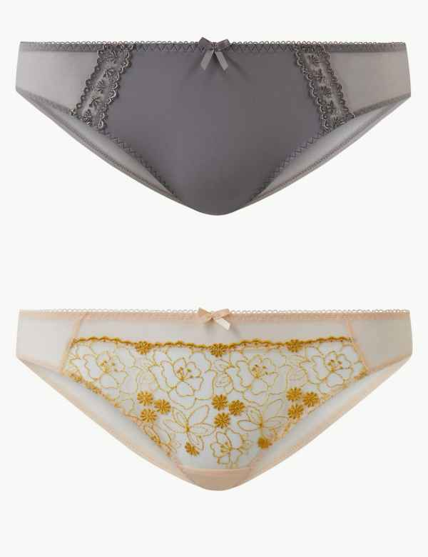 7e86a5af8 3 for 2 - Mix   Match Women s Knickers