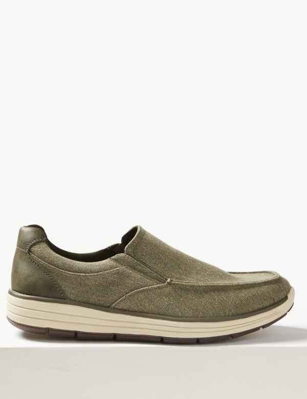 f98f9e0ce3a Slip-on Shoes with Freshfeet™. New