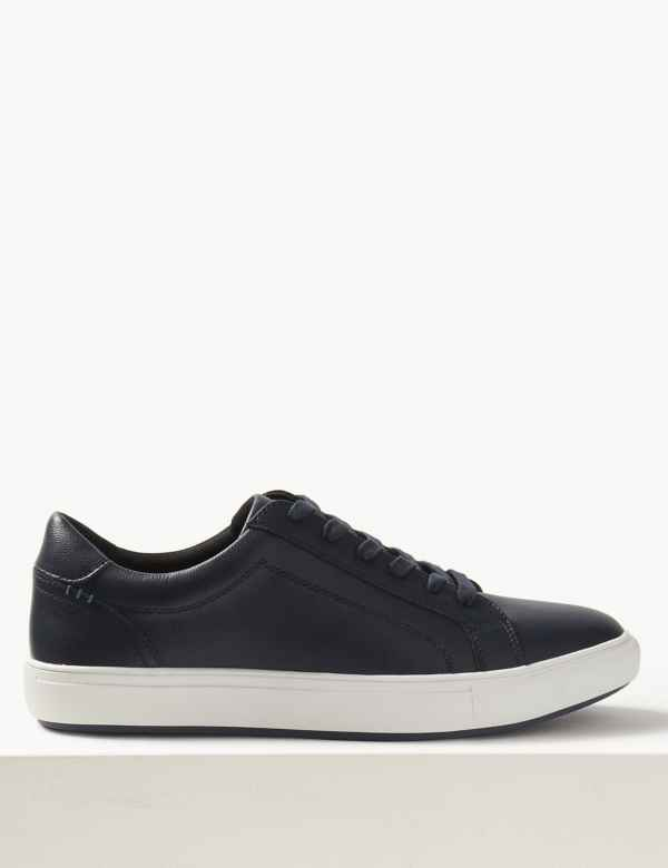 f701b561acc3 Lace-up Trainers