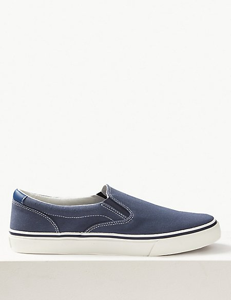 Slip-on Pump Shoes with Freshfeet™