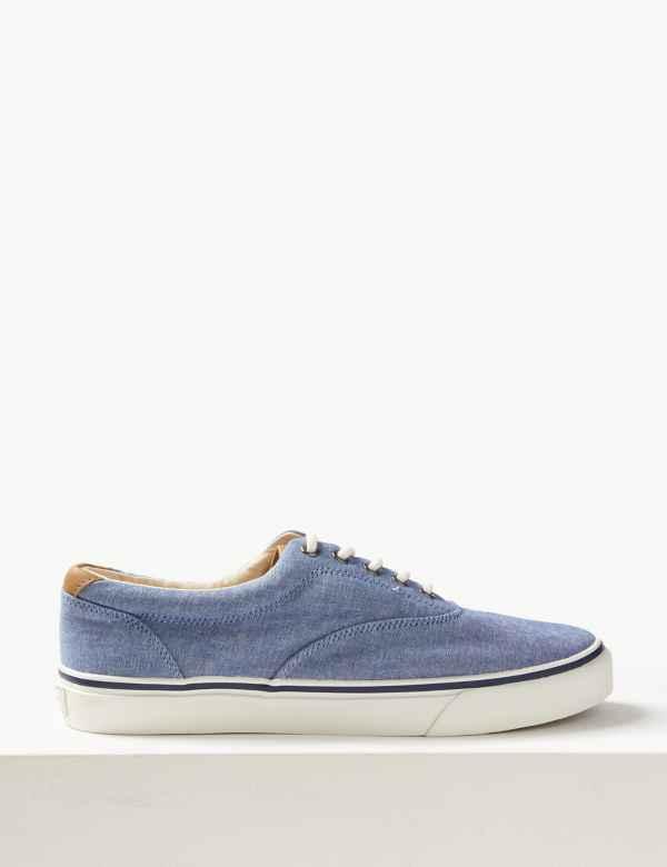 1e5e57ab4a3 Lace-up Pump Shoes with Freshfeet™