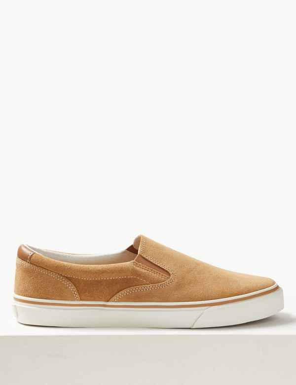 110203066a Mens Casual Shoes | M&S