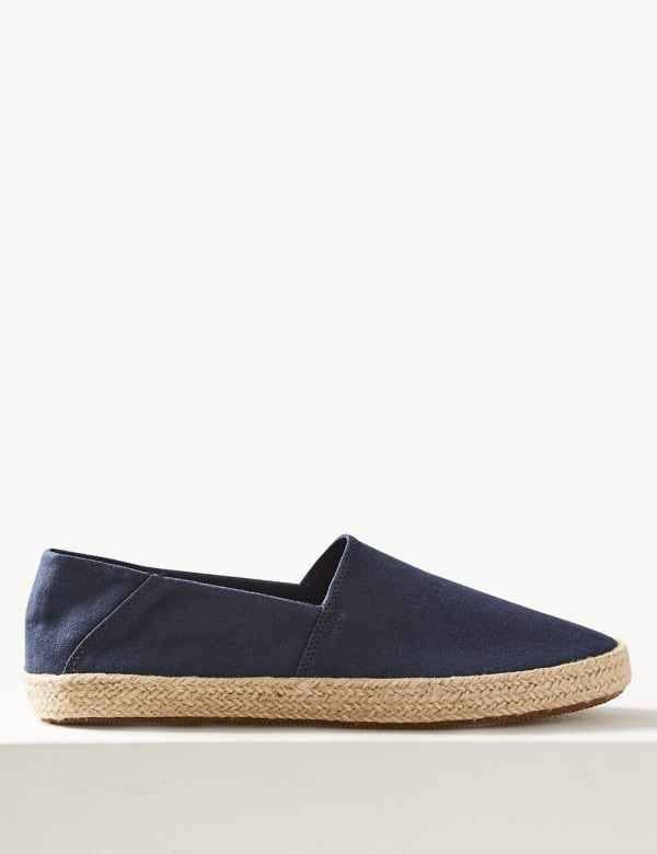 74b398a28 Slip-on Espadrilles with Freshfeet™