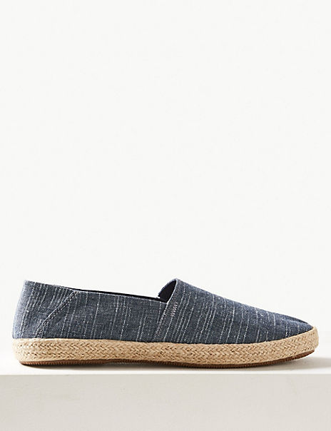 Slip-on Espadrilles with Freshfeet™